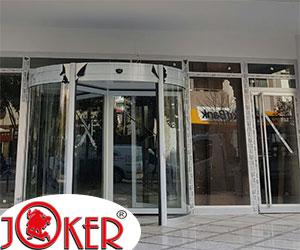 Garaj Kapısının Adresi Joker Door